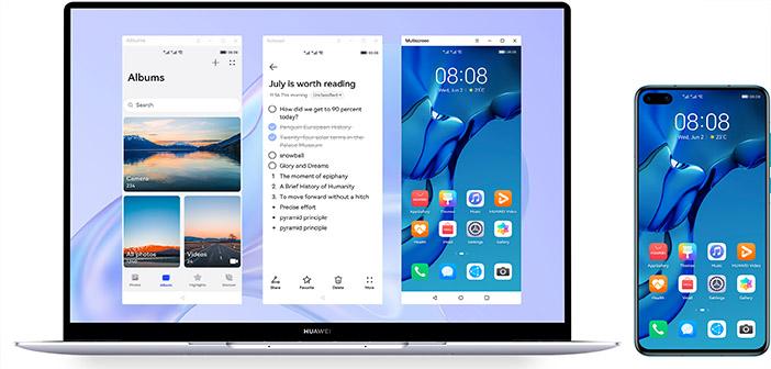 Aprende a encontrar fotos y documentos almacenados en tu móvil Huawei desde una laptop Huawei con PC Manager