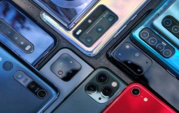 Ventas de Smartphones disminuyeron en un 6% durante el tercer trimestre de 2021